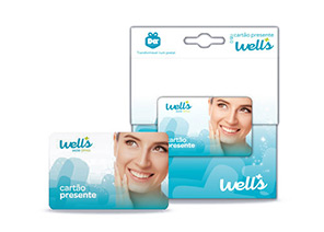 Dá Giftcard Wells